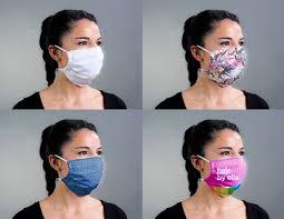 washable face masks reusable fabric