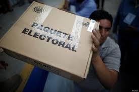 Fiscalía salvadoreña se compromete a que próximas elecciones sean  transparentes | Voice of America - Spanish