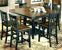 high top kitchen table with storage dining tables