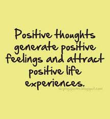 Positive Thoughts Quotes Stunning Quotes About Positive Thoughts 48 Quotes