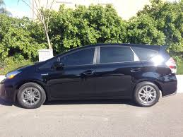2015 prius black.  Black I Bought A 2015 Prius V Four Attitude Black With Leather Yes Know  Is Pain To Upkeep But My Hobby Detailing Cars Intended Prius Black