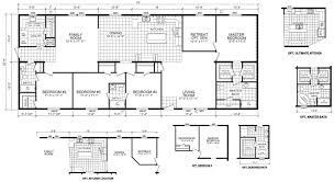 32 x 76 double wide hud manufactured home gold star series multi section economy d homes the westbrook model has 4 beds and 3 baths