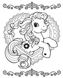 Click on the free my little pony colour page you would like to print, if you print them all you can make your own my little. Free My Little Pony Friendship Is Magic Coloring Pages Animal Coloring Home