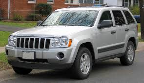 Jeep Grand Cherokee (WK) - Wikipedia