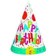 Image result for birthday hat