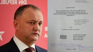 Заключение экспертов Докторская диссертация Игоря Додона не  Заключение экспертов Докторская диссертация Игоря Додона не является плагиатом