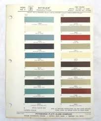 Ppg Alk 200 Color Chart Mk4 Vr6 Chip Tuning Ppg Paint Chip Book