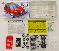 tamiya tamiya nissan nissan be 1 red version body processing equipped parts body cease 1