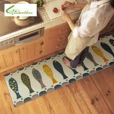 Brilliant Modern Kitchen Mats Style Bibulous Antiskid Memory Foam Carpet Living In Models Ideas