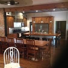we did most of the work ourselves and truly love the warmth of the wood and contrasting light walls we just need a jolt of homey ness to finish it off