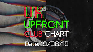 Uk Upfront Club Chart 19 08 2019 Music Week