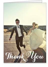 thank you card images shutterfly thank you cards wedding wedding Custom Photo Thank You Cards Wedding let your wedding photography do the talking custom swirly script shutterfly thank you cards wedding couple Wedding Thank You Card Designs