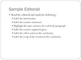 Short Editorial Essay Examples Mistyhamel