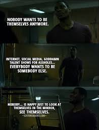 Punisher Quotes Fascinating Everybody Wants To Be Somebody Else Scattered Quotes