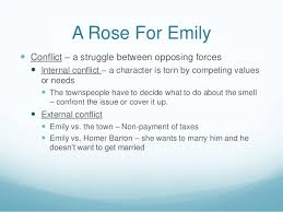 critical essay rose emily