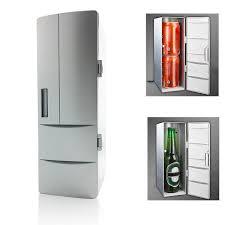 mini fridge office. Mini Fridge,Portable USB Fridge Beverage Drink Cans Cooler/Warmer Office For