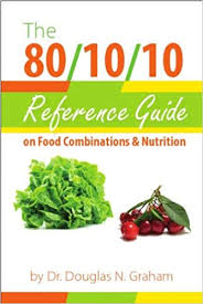 Correct Food Combining Chart The 80 10 10 Reference Guide On Food Combinations