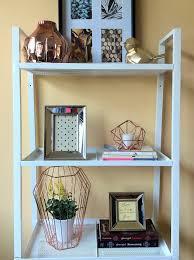 How To Style An Ikea Lerberg Shelf How To Style A Shelf