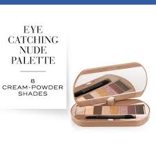 <b>Eye Catching</b> Nude Palette
