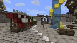Minecraft Marketplace Design How To Build A Market Stand Minecraft Project