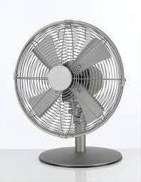 12 inch 30cm metal table top fan