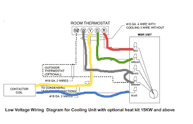 4 wire thermostat wiring 4 wire thermostat wiring color code in 3 3 wire room thermostat wiring diagram at Room Thermostat Wiring Diagram