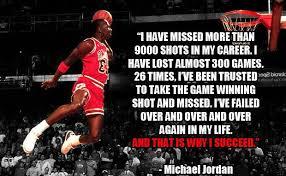 Michael Jordan Quotes Best Michael Jordan's Most Famous Quote DecidingToBeBetter