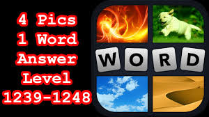 4 Pics 1 Word Level 1239 1248 Find 3 Words Related To Education