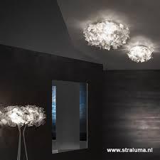 Plafondlamp Clizia 53cm Fumé Straluma