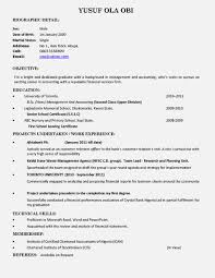 Http Information Gate Net Resume Letter Cv Samples For Fresh