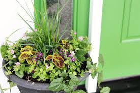 Landscaping Ideas For Front Yard Country  Cool Landscaping Ideas Container Garden Ideas For Front Porch