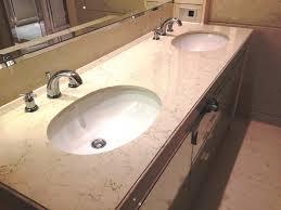 cleaning marble bathroom sinks