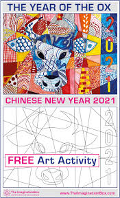 Basic colors for the new year's eve. Chinese New Year Activities 2021 Free Ox Coloring Pages In 2021 Chinese New Year Activities Chinese New Year Crafts For Kids Chinese New Year Crafts