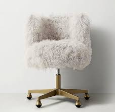 latest white faux fur chair gallery