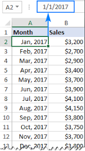 Forecast In Excel Linear And Exponential Smoothing