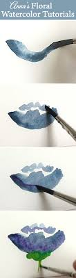 5 dare to sketch directly with watercolors