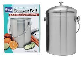 best kitchen composting bin caddy bucket