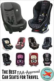 best faa approved car seats for travel