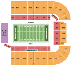 Albertsons Stadium Seating Chart Albertsons Stadium Seating Chart Boise