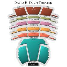 David H Koch Theater Tickets
