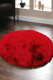 red round rugs image of soft rug large for red round rugs