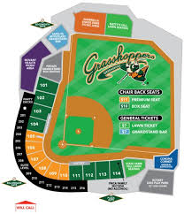 Kannapolis Intimidators Seating Chart Kannapolis Intimidators Vs Greensboro Grasshoppers Tall