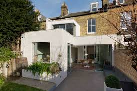 Living Room Extension Elms Road Clapham Sam Tisdall Architects