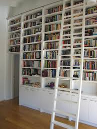 image ladder bookshelf design simple furniture. Decorating:Decorations Simple Home Library Decor With Plaid Brown Wood Wall Also Decorating Exciting Photo Image Ladder Bookshelf Design Furniture E