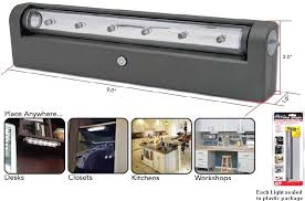 led light wireless under cabinet led lighting with battery operated led light and 0 lpl640 on