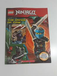LEGO Ninjago Ser.: The Hands of Time by Ameet Ameet Studio (2017, Novelty  Book) for sale online
