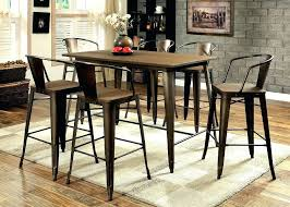 bar height dining table set. Pub Dining Table Sets High Dinning Room Tables Best Bar Stilt Height Set Ikea E