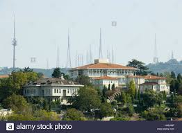 turkey home office. Turkey, Istanbul, Kuzguncuk, Head Office The Koc Holding Company On Nakkastepe Turkey Home