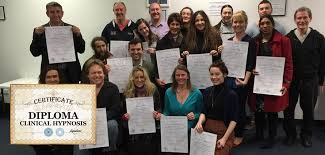 melbourne diploma of clinical hypnosis rick collingwood diploma students