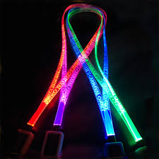 Light Up Lanyard Hot Sale Led Glow In The Dark Lanyard Light Up Cord Led Lanyard Buy Light Up Lanyard Glow In The Dark Lanyard Led Lanyard Product On Alibaba Com
